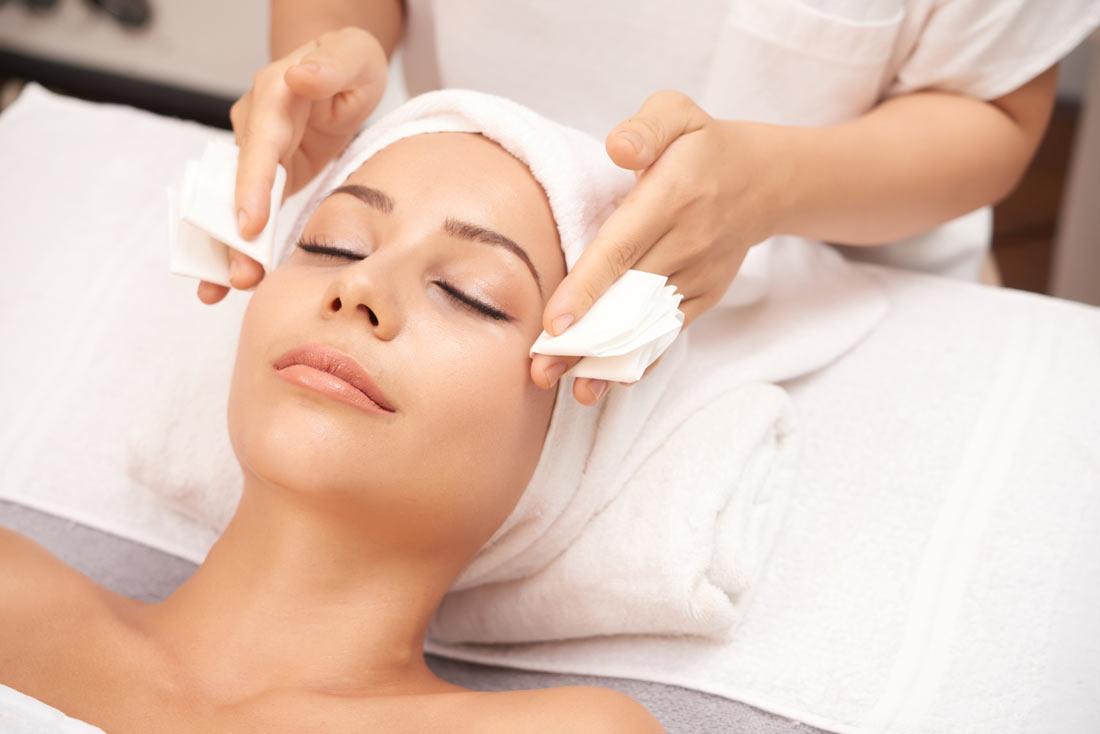 Naturally You Beauty therapy Omokoroa facial